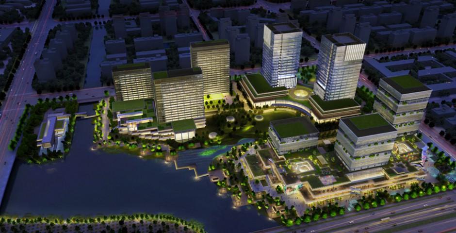 苏州太湖新城核心区 D-05 (照明概念)