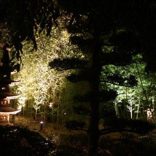 個人邸庭園